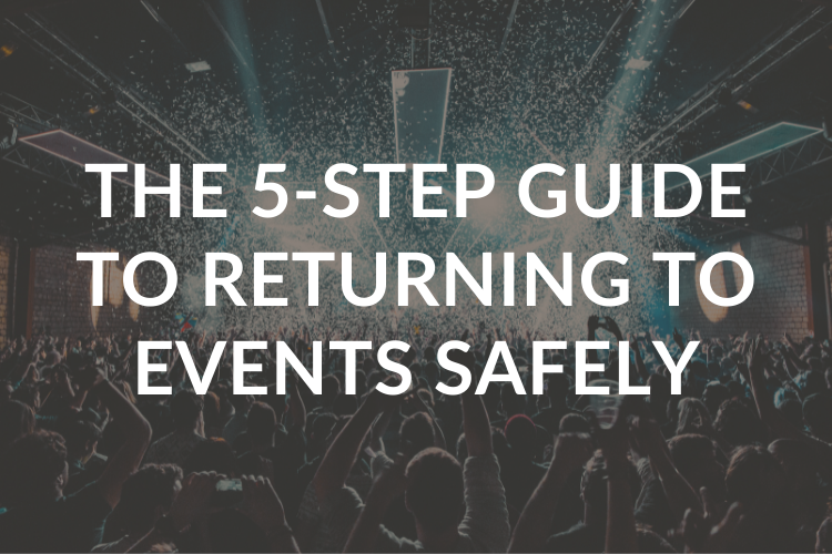 The 5-Step Guide to Returning to Events Safely