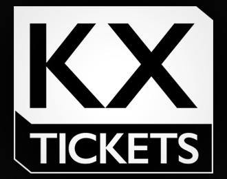 KX TICKETS